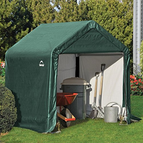 Rowlinson Shelterlogic 12x12 Peak Style Storage Shed