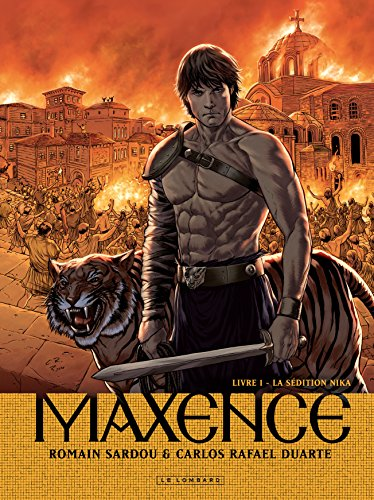 Maxence - tome 1 - La Sédition Nika