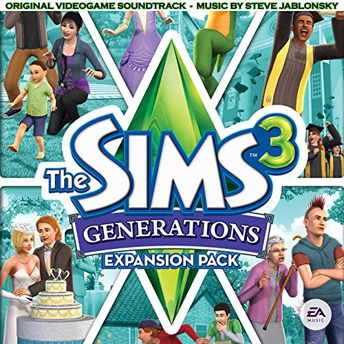The Sims 3: Generations (Original Videogame Soundtrack)