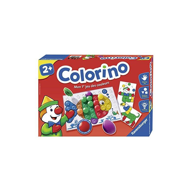16debd4f77425 Ravensburger - 24011 - Jeu Educatif - Colorino - Jeux éducatifs et  scientifiques