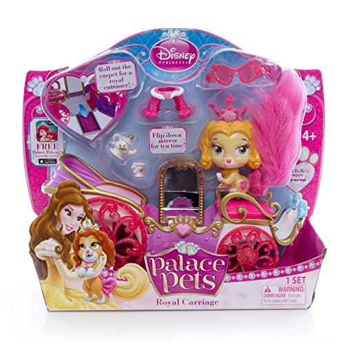 Preisvergleich Produktbild Giochi Preziosi 70760901 - Disney Palace Pets Royal Carriage, Kutsche