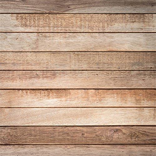 YongFoto 2x2m Vinyl Foto Hintergrund Holz Brett Rustikale Grunge Holz Vitage HolzHolz Bretter Fotografie Hintergrund für Photo Booth Baby Party Banner Kinder Fotostudio Requisiten