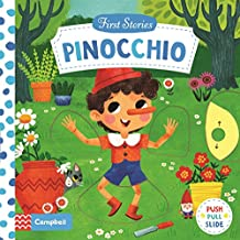 Pinocchio (First Stories, Band 19)
