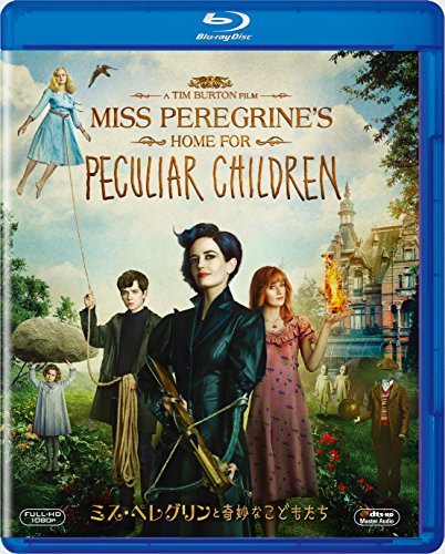 Eva Green - Miss Peregrine'S Home For Peculiar Children [Edizione: Giappone] [Blu-ray] [Import italien]