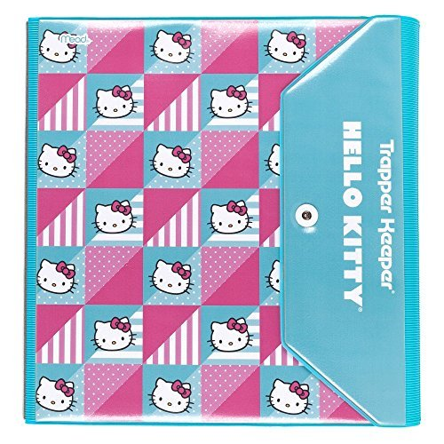 hello-kitty-trapper-keeper-15-inch-binder-by-mead-3-ring-binder-quilt-design-73455-by-mead
