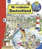 Wir entdecken Deutschland (Wieso? Weshalb? Warum? Sonderband) - Andrea Erne