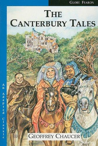 Adapted Classics Canterbury Tales Se 95c (Adapted Classics Series)