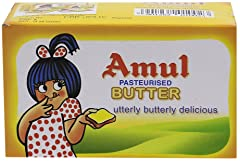 Amul Butter - Pasteurised, 500g
