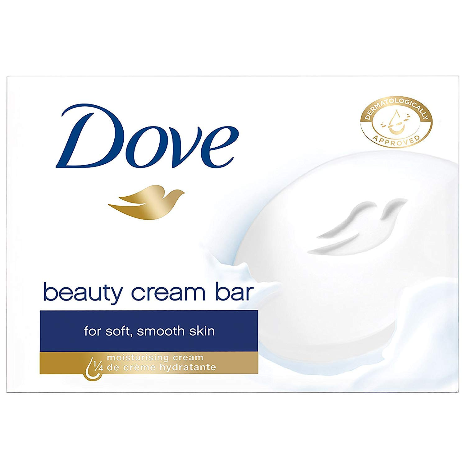 Dove Beauty Cream Bar 100g (12 Bars in Total)