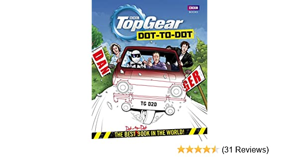 top gear dot to dot the best dot to dot book in the world