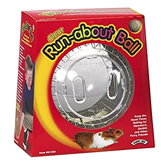 beeztees transparent hamster ball premium, 18 cm_p Beeztees Transparent Hamster Ball Premium, 18 cm_P 61vrZGE 2BwqL