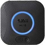1mii B06 Plus Récepteur Audio sans Fil, Adaptateur Bluetooth 5.0 pour Système Stéréo Domestique, avec aptX-LL Faible Latence