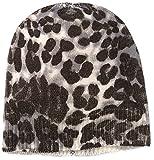 Codello Damen Mütze 42098508, Einfarbig, Gr. One size, Grau (light grey 9)