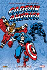 Captain America intégrale T08 1974 de Mike Friedrich