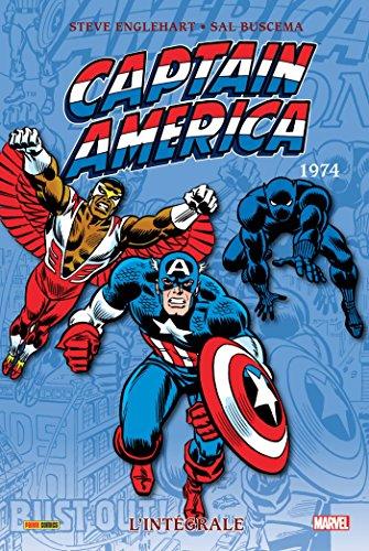 Captain America intégrale T08 1974 par Mike Friedrich