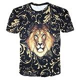 ZEELIY-T Shirt Damen Sommer 2019 Plus Size V-Ausschnitt, verstellbare Ärmel, Chiffon-Hemd mit Fester Bluse