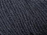 Rellana Wolle Merino Big Fb. 15 - anthrazit Wolle Nadelstärke 5 - 6 mit Merinowolle zum Stricken & Häkeln, Mützenwolle