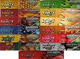 Juicy Jay's Jays King Size 4 saftige Bücher, Sammeln Sie Ihren Geschmack Oder Mischen (von Jamaica)