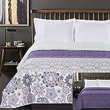 Suchergebnis auf Amazon.de für: bettüberwurf lila