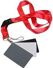 Futaba 3 in 1 White Black Gray Balance Digital Card kit