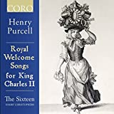 Royal Welcome Songs for King Charles II [Import allemand]