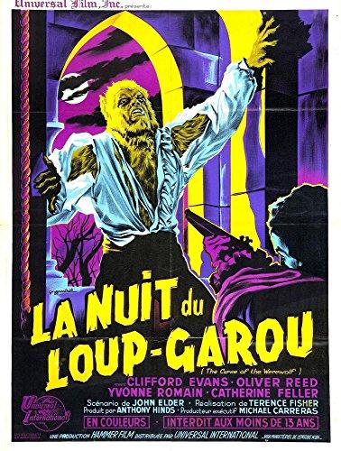 Image de Nuit du Loup Garou (la) - DVD [Édition Collector]