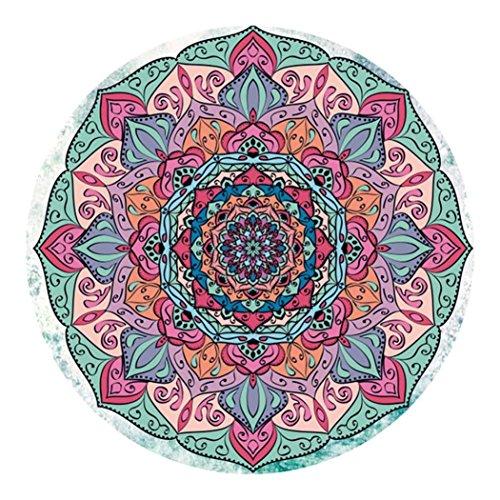 Tapiz pared Mandala, Tapiz pared,Tapiz Hippie,Tamaño