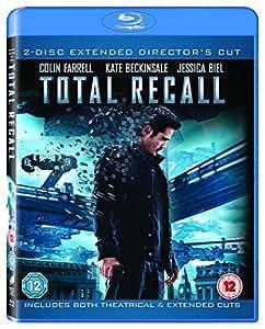 Total Recall [Blu-ray] [UK Import]
