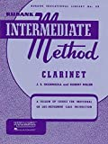 Rubank Intermediate Method Clarinet
