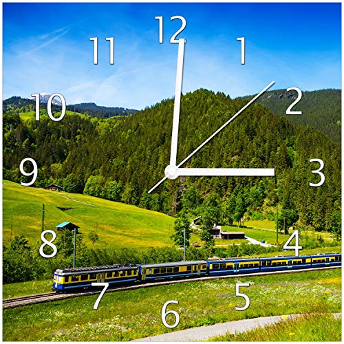 Wanduhr Wand-Funk-oder Quarz-Uhr