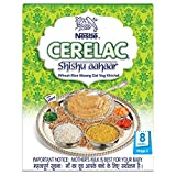 Nestle Cerelac Shishu Aahaar Baby Cereal - 300 g (Wheat-Rice Moong Dal Veg Khichdi)