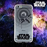 Disney DISSW0007 - Housse TPU Motif Star Wars Attaque 3 pour Apple iPhone 6/6S