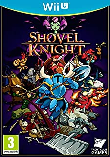 Shovel Knight Wii U (B014M1AWLO) | Amazon price tracker / tracking, Amazon price history charts, Amazon price watches, Amazon price drop alerts