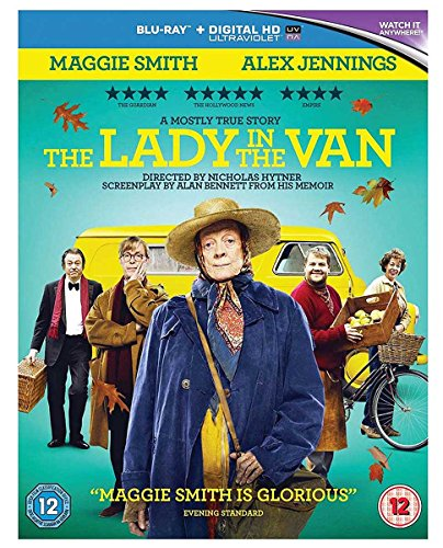The Lady in the Van [Blu-ray] [UK Import] - Estate Music Box