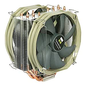 Thermalright 140mm True Spirit Fan with 6x Copper Heat Pipes for Socket 1366/1155/775 and AM2/AM3