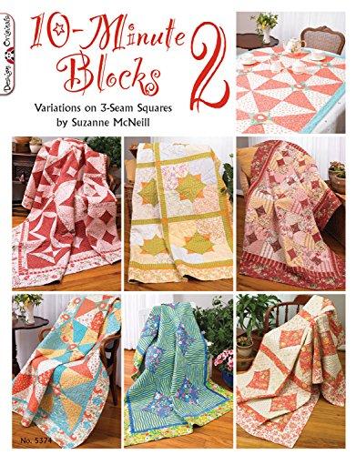 10-Minute Blocks 2: Variations on 3 Seam Squares