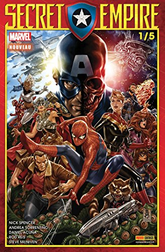 Secret Empire nº1