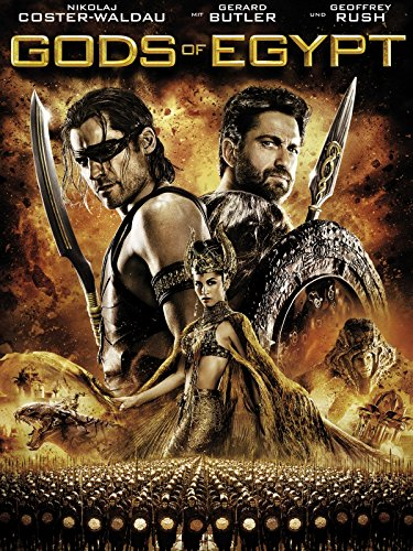 War 1 Of Kostüm God - Gods of Egypt [dt./OV]