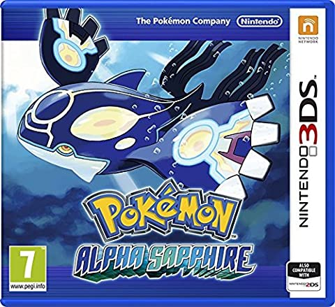 Pokémon Sapphire Alpha [import anglais]
