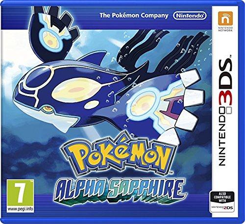 Nintendo, Pokemon Alpha Sapphire Per Console Nintendo 3Ds