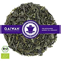 "N° 1291: Tè verde biologique in foglie""Earl Grey Green"" - 250 g - GAIWAN GERMANY - tè in foglie, tè bio, sencha verde, Gunpowder, tè verde dalla Cina, tè cinese"