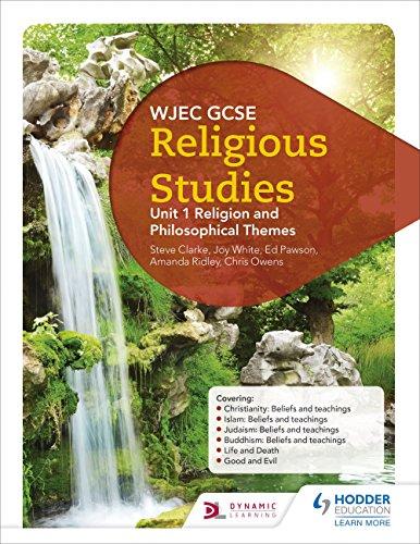 WJEC GCSE religious studies. Unit 1, Religion and philosophical themes