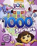 1000 stickers. Dora l'esploratrice. Con adesivi. Ediz. illustrata