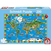 Schmidt Jigsaws 56118 Game, Multicoloured