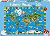 Schmidt Jigsaws Your Amazing World (200 Pieces)