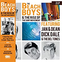 The Beach Boys & the Rise of the Su [Vinyl LP]