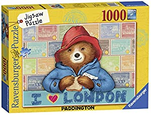 Ravensburger Paddington Bear - Puzzle de 1000 Piezas