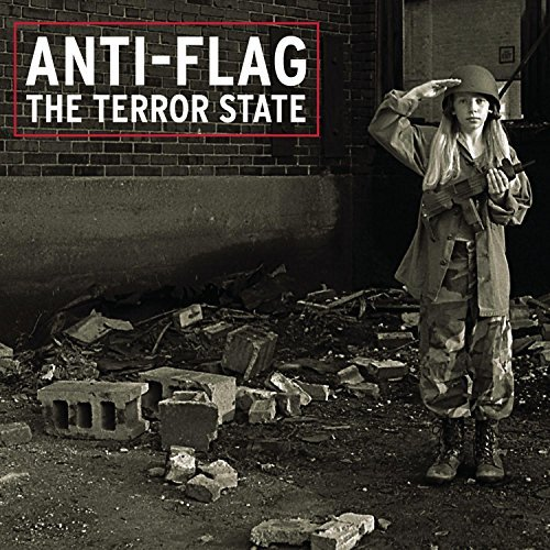 THE TERROR STATE by Anti-Flag (2003-10-21)