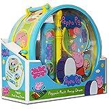 Peppa Pig Pack Away Trommel-Musik-Set