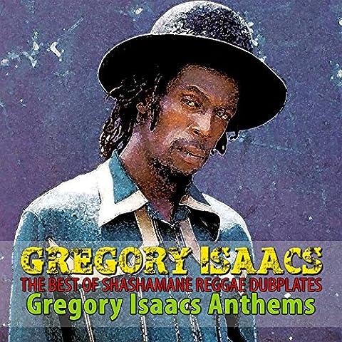 Best Of Gregory Isaac - The Best of Shashamane Reggae Dubplates (Gregory